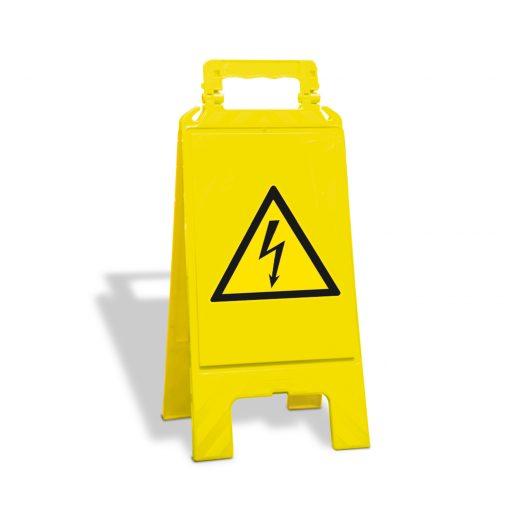 waarschuwingsbord elektriciteit