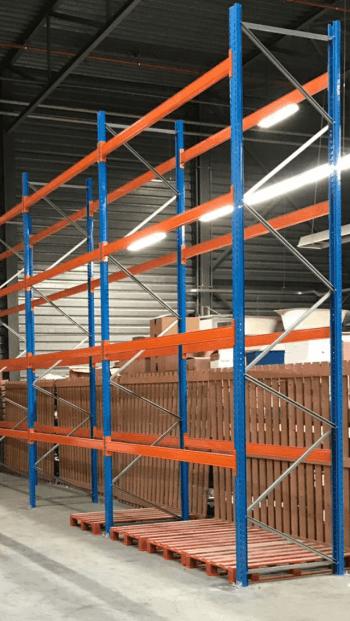 Stow palletstelling gebruikt