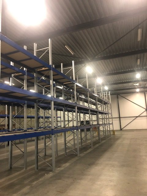 BITO Palletstelling