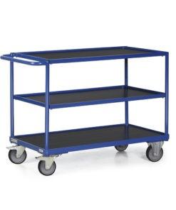 Tafelwagen 250 KG inclusief 3 laadvlakken (1025 x 500 mm)