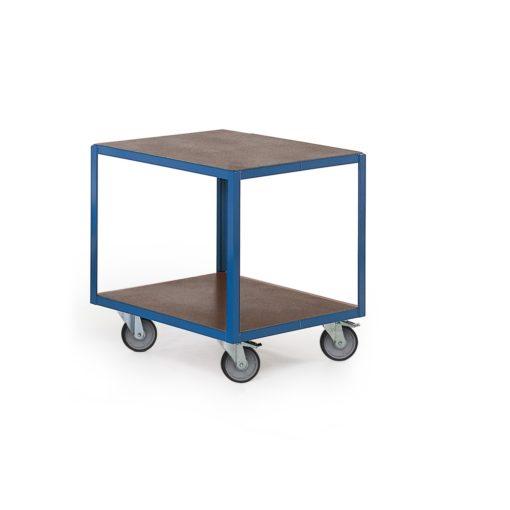Transportwagen met 2 laadvlakken 250 kg