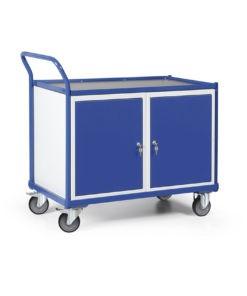 Werkplaatswagen met kastblokken 250 KG draagvermogen - 1200 x 600 x 1030 mm (lxbxh)