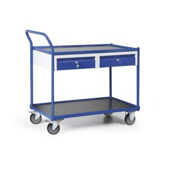 Werkplaatswagen met schuifladen 250 KG draagvermogen