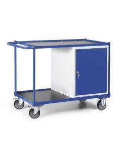 Werkplaatswagen met kastblokken 250 KG draagvermogen