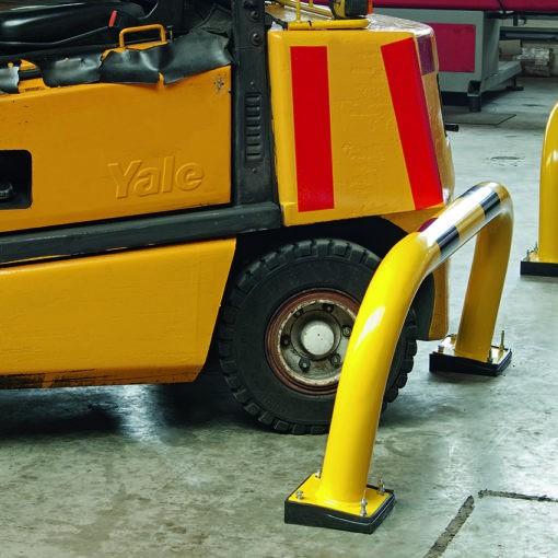 Aanrijbeveiligingsbeugel 390 x 375 mm (hxb)