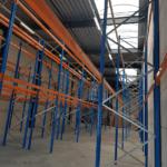Palletstelling 800 x 360 x 110 cm (hxbxd) 4 niveaus – 3000 kg
