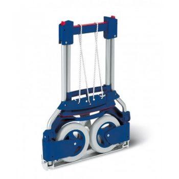 Inklapbare steekwagen elastische rubberband - 1030 x 490 mm