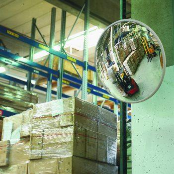 SPION Industriespiegel - diameter 300 mm