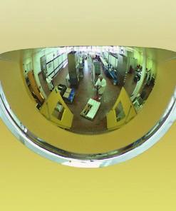 PANORAMA-180 Drie-Wegen-Spiegel - 900 x 450 x 250 mm