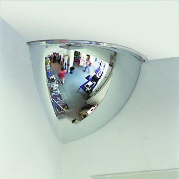 PANORAMA-90 Twee-Wegen-Spiegel - 300 x 300 x 240 mm