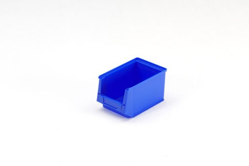 Magazijnbak 230 x 147 x 132 mm blauw
