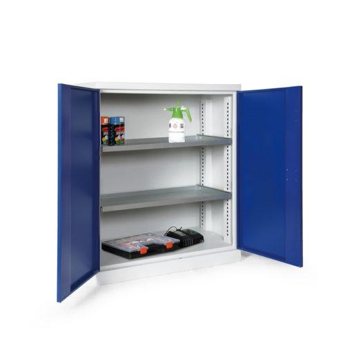 Materiaalkast twee deuren - 1000 x 950 x 500 mm (hxbxd)