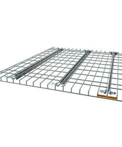 Verzinkt gaasrooster 875 x 1100 mm (bxd)