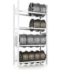 META Velgenstelling Aanbouwsectie 2000 x 1000 x 300 mm