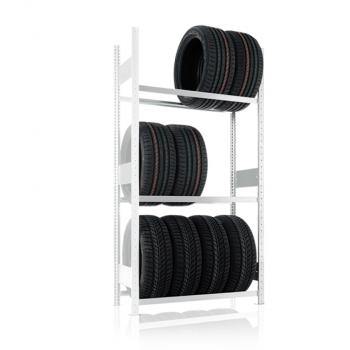 META Autobandenstelling Aanbouwsectie 2500 x 1300 x 400 mm (hxbxd)