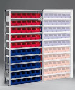 Meta Bakkenstelling Basissectie 2000 x 1000 x 300 mm (hxbxd)