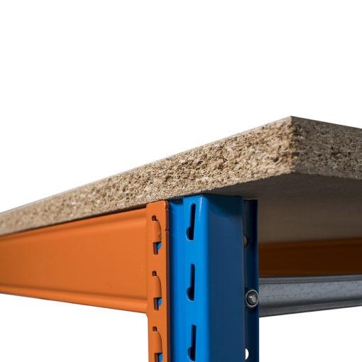 werkbank houtenblad