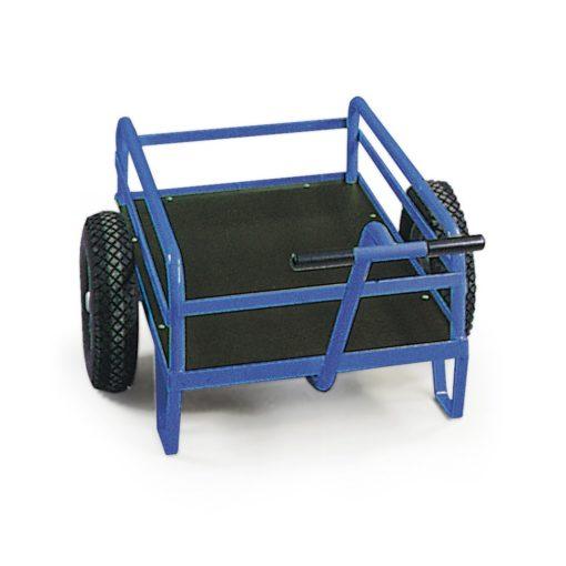 Handwagen met stalen zijbeugels - 1670 x 970 mm (lxb)