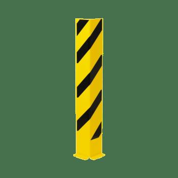 Aanrijbeveiliging Hoek - 1200 x 160 x 6 mm