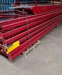 Overtoom Staanders 5200 x 1050 mm (hxd) rood
