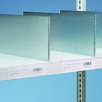 META Clip Etiketten Scannerrail 1000 mm