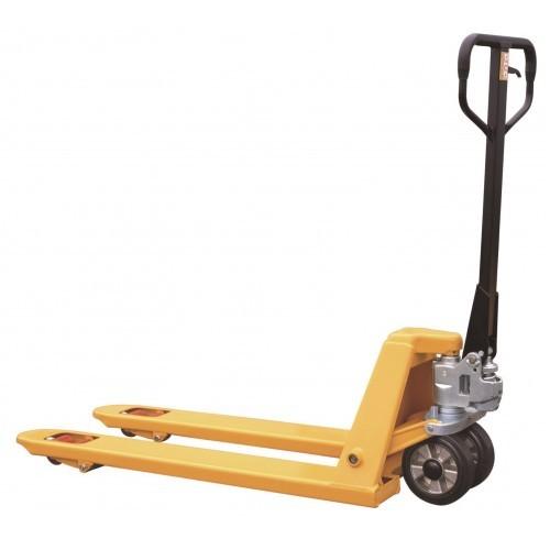 Palletwagen 2500 kg geel