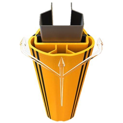 Staanderbeschermer - Stijlbeschermer