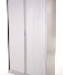 Roldeurkast Large – Aluminium