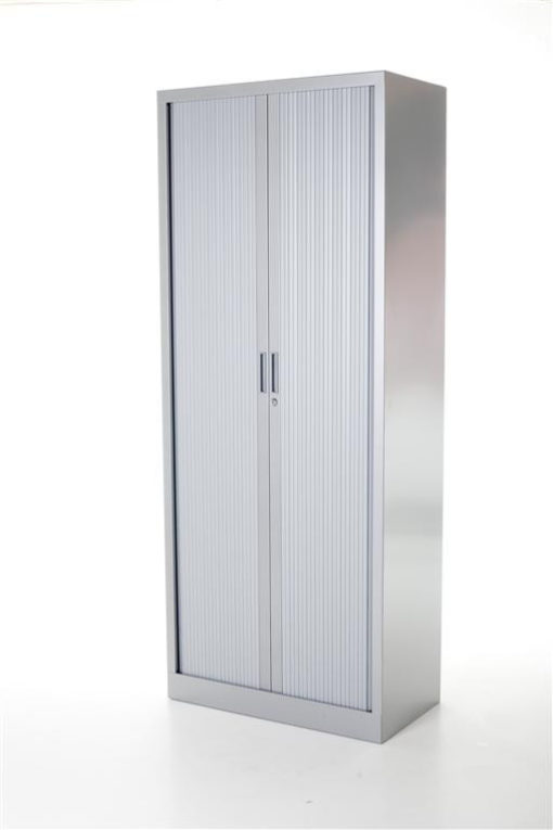 Roldeurkast Small – Aluminium