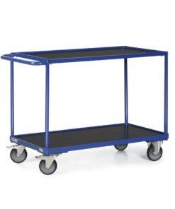 Tafelwagen 250 KG inclusief 2 laadvlakken