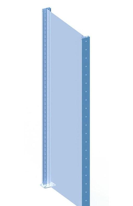 META legbordstelling Frame dichte wand