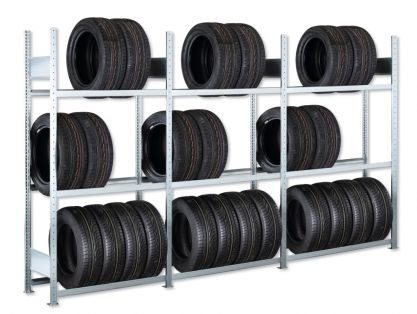 META Autobandenbestelling 10 meter compleet 2000 x 1000 x 400 (hxbxd)