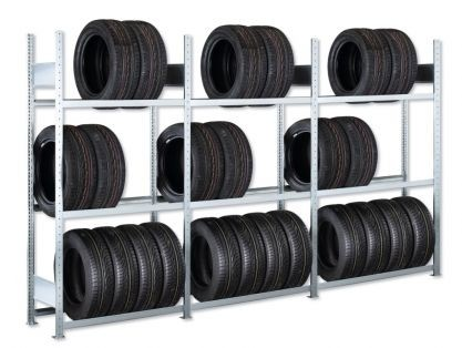 META Autobandenbestelling 3 meter compleet 2000 x 3000 x 400 (hxbxd)