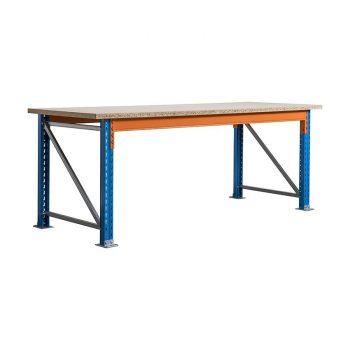 Stow werkbank 2700 x 900 x 1000 mm (bxdxh) inclusief topblad