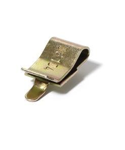 Meta clip goud