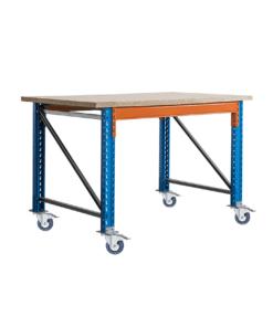 Stow werkbank op wielen met rem 1800 x 1050 x 1000 mm