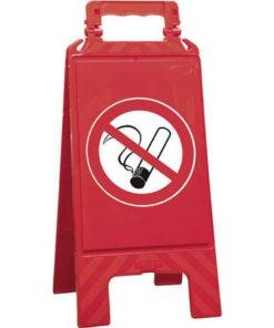 Waarschuwingsbord - Verboden te roken