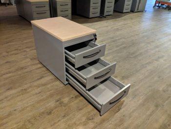 Gebruikte ladeblokken
