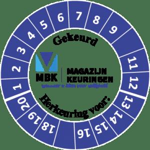 MBK Magazijnkeuringen