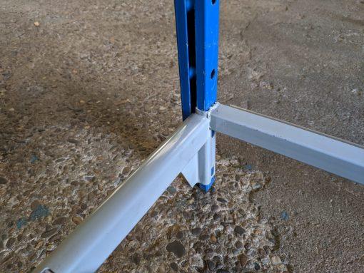 Duwic Interrek legbordstelling gebruikt