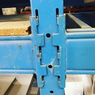Stow grootvakstelling gebruikt blauw
