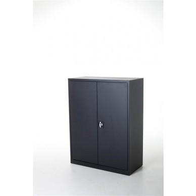 Draaideurkast Small – Zwart