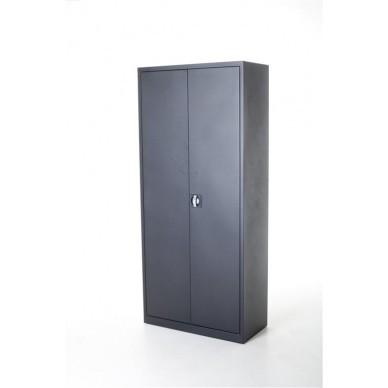 Draaideurkast Medium – Zwart