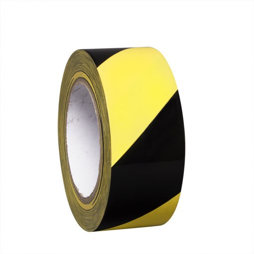 Proline tape 50 mm geel-zwart