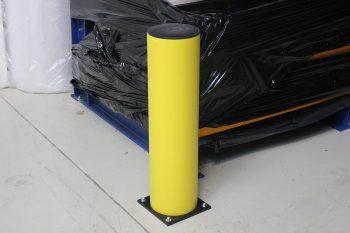 Aanrijdbeveiliging - geel