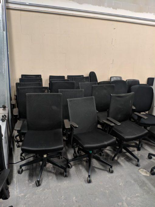 Bureaustoel gebruikt