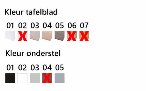 Kantinetafel Basic