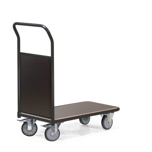Platformwagen 300 KG draagvermogen met dichte wand