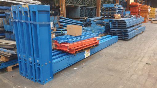 Gebruikte draagarmstelling 500 x 120 cm (hxd) - enkelzijdig - 940 kg