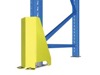 Aanrijdbeveiliging stijlbeschermer - geel